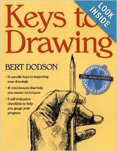 This is an EXCELLENT introduction to the basics of drawing.
