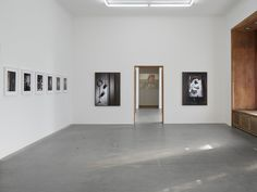Exhibition view: Bepi Ghiotti at Eden Eden Berlin - Inside Carol Rama 09.02.16 - 05.03.16