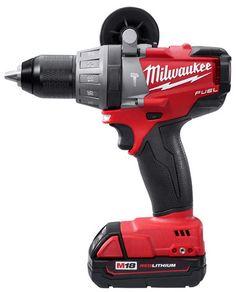 Milwaukee Fuel drill