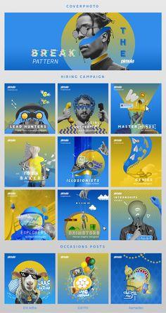 Post Design, Web Design, Graphic Design Posters, Graphic Design Inspiration, Social Media Automation, Instagram Design, Design Graphique, Social Media Design, Presentation Design