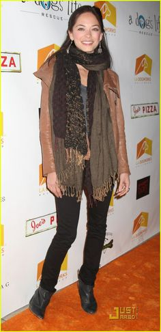 Kristin Kreuk: beautiful is beautiful!