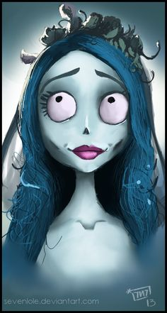 + Corpse Bride + by Sevenlole on DeviantArt