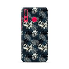 Leaves Motif Huawei Nova 4 Case fd9913492