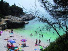 Verudela in Istrie (Kroatie)