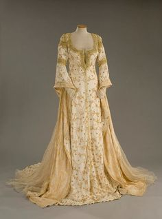 Costume designed by Gabriella Pescucci for Monica Belucci in The... - Fripperies and Fobs