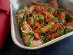 Από τις καλύτερες και ευκολότερες συνταγέςγια γαρίδες που δοκιμάσαμε.
