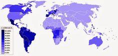 Publican las estadísticas oficiales de la Iglesia católica 2013: conozca cuántos son, dónde están, qué hacen y cómo está el pulso de la Iglesia