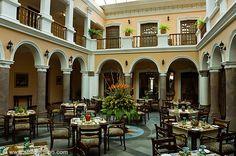 Hotel Patio Andaluz Quito, Ecuador