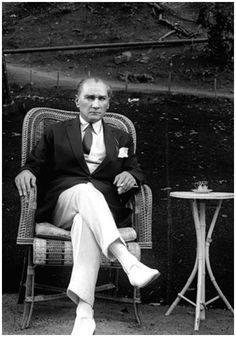 The founder of the Republic of Turkey.