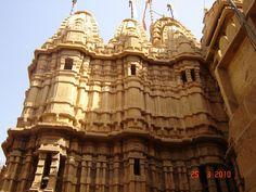visit temple @ Jaisalmer