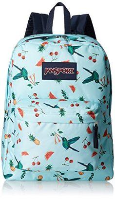 de6f166493c0 JanSport Superbreak Backpack - Sweet Nectar Limited Edition Jansport  Superbreak Backpack, Cool Patterns, Big
