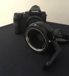 Адаптер для объективов Hasselblad на Fujifilm GFX 50S