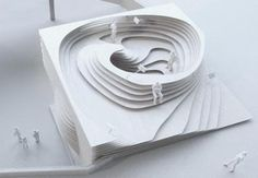 SIA Pavillon, Lausanne A project by: Frei + Saarinen Architekten Parametric Architecture, Water Architecture, Parametric Design, Concept Architecture, Futuristic Architecture, Interior Architecture, Architecture Models, Landscape Model, Landscape Design