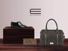 Bolso, zapato y cartera de E.Ferri