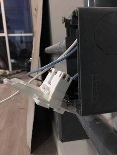 Instalações elétricas em processo! #diáriodeobra #elétrica