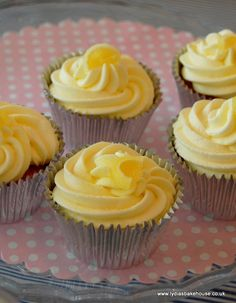 Sherbert Cupcakes   Pin by Shannon Baughn on A-RECIPES to try/KITCHEN TIPS   Pinterest