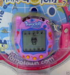 Tamagotchi Connection v3 Version 3 Virtual Pet *NEW* Ice Cream