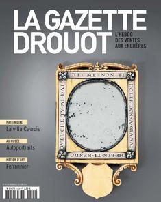 Gazette Drouot N°24, 19/06/2015. #Une #ArtMarket #Miroir #LeonardDeVinvi