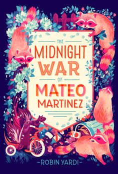 "Cover reveal for middle grade book ""The Midnight War of Mateo Martinez""! There is a look into my process work and a really nice conversation between author Robin Yardi and myself here: http://www.teenlibrariantoolbox.com/2015/10/cover-reveal-the-midnight-war-of-mateo-martinez-by-robin-yardi/"