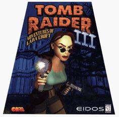 Tomb Raider III: Adventures of Lara Croft:  Windows  Amazing Discounts Your #1 Source for Video Games, Consoles & Accessories!