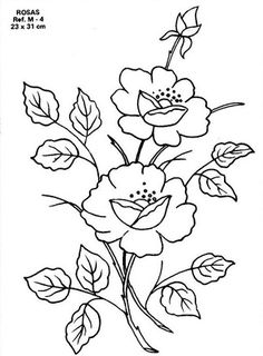 Hand Embroidery Art, Embroidery Patterns, Machine Embroidery, Coloring Books, Coloring Pages, Animal Skeletons, Flower Silhouette, Parchment Cards, Pattern Art