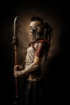 Post apocalypse tribal  Khayyin | Warped Galerie