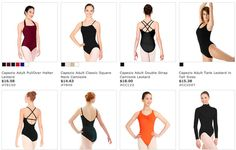 You've owned at least one of each of these styles:   21 Problems Only Ballet Dancers Will Understand i have the bottom left one. and its amazing