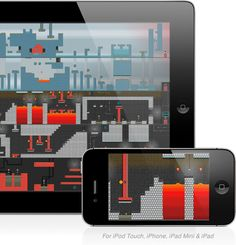 Pixel Press: Make Your Own Video Game (Available for iOS December 2013.)