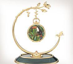 Patek Philippe | Oficios artesanales Ref. 992/132J-001 Oro amarillo Patek Philippe Pocket Watch, Desk Clock, Carnelian, Pocket Watch, Yellow