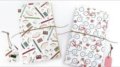 Simple Blank Journals For Kids (Pencil and Bicycle Themes)