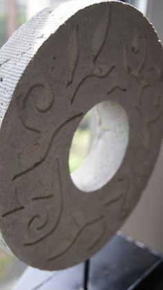 Donuts de cemento. Paula Rodriguez.