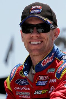 Meet Carl Edwards (photo: Getty Images/Jerry Markland)