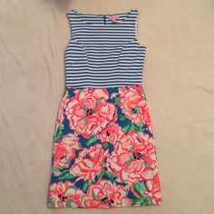 Lilly Pullitzer Dress In fantastic condition, only worn twice! Lilly Pulitzer Dresses
