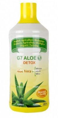 Tu  Herbolario Aloe, Bienestar en Aloe: Silicium G7 Aloe Vera 1000 ml