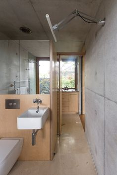 bathroom finishing... can we get away with standard plywood surfaces? how high do we need to go in the grade of ply