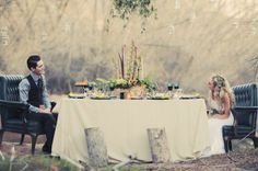 Fall Wedding tablescapes | fall tablescape