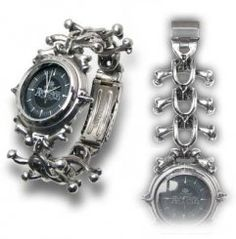 Berserker - Alchemy Gothic bone Watch