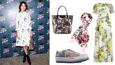 #printfloral #flores #fashion #trends #tendenciafloral. http://www.studyofstyle.com//articulos/la-revoluci%C3%B3n-de-la-flores