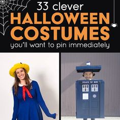 33 Clever Halloween Costumes You'll Want To Pin Immediately