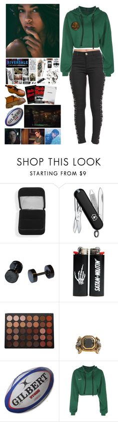 """""""Riverdale OC: The King returns"""" by mermer1324 ❤ liked on Polyvore featuring Victorinox Swiss Army, Morphe, Alexander McQueen and bedroom"""