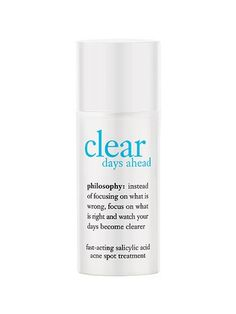 A favorite of Zeichner, this milky gel is about as light, invisible, and nonthreatening as an acne treatment gets.
