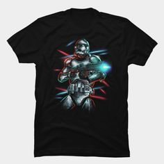 Clone Trooper T Shirt By StarWars Design By Humans