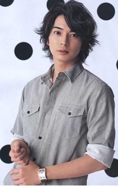 Ranking of male celebrities who have the ideal height & body build - Jun Matsumoto #Arashi