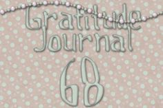 Gratitude Challenge Revisited Day 68 - News - Bubblews