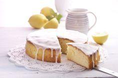 Joghurt-Zitronen-Kuchen