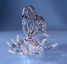 Swarovski SWAROVSKI IN FLIGHT BUTTERFLY RHODIUM – USA 7551NR200 | Swarovski Crystal