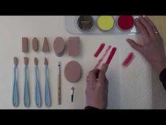panpastels Sofft Tools: The Basics more tutorials at link