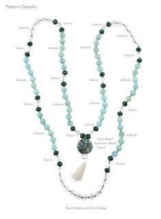 New diy jewelry making free pattern beads tutorial ideas Diy Schmuck, Bijoux Diy, How To Make Necklaces, Yoga Jewelry, Diy Necklace, Necklace Ideas, Krystal, Jewelry Crafts, Beaded Jewelry