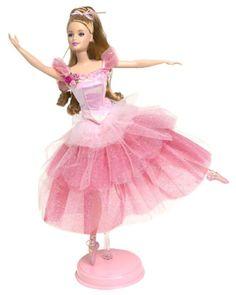 2000 Flower Ballerina Barbie Doll from The Nutcracker by Mattel Mattel http://www.amazon.com/dp/B000056VNU/ref=cm_sw_r_pi_dp_sE4Twb1YNTSJ8