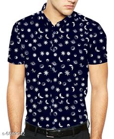 Shirt Fabric Stylish Men's Cotton Shirt Fabric  Fabric: Cotton Pattern: Printed Type: Un-stitched Multipack: 1 Sizes: 2.5m Country of Origin: India Sizes Available: 2.5m *Proof of Safe Delivery! Click to know on Safety Standards of Delivery Partners- https://ltl.sh/y_nZrAV3  Catalog Rating: ★4 (3337)  Catalog Name: Urbane Sensational Men Shirt Fabric CatalogID_1099973 C70-SC1719 Code: 873-6889942-